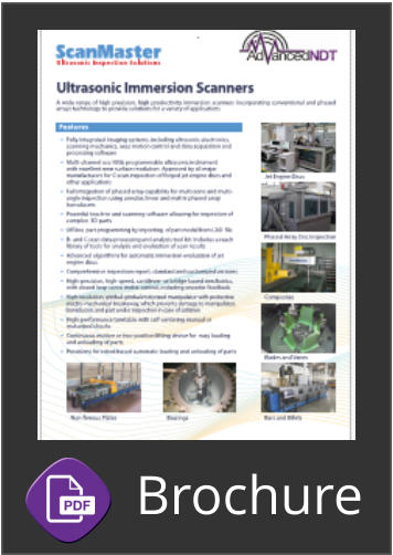 Automated Ultrasonic Testing