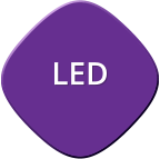 Labino LED Lights & Torches Page Button