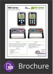 Nova 900 Series thickness meters Brochure button