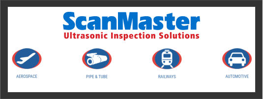 ScanMaster Ultrasonic Inspection Solutions Applications
