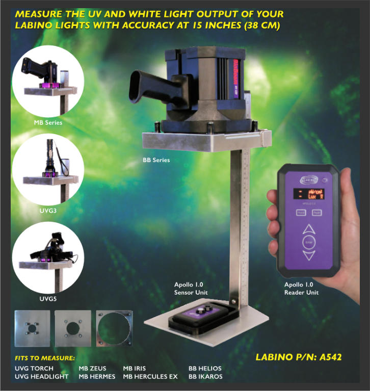 Labino Olympos Measurement Stand A542